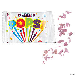 Pebble Pops Popping Candy Mini Bags