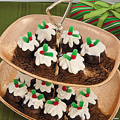 Christmas Pudding Cookies Recipe