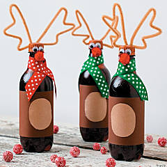Root Beer Reindeer Idea