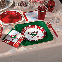 Candy Cane Party Supplies