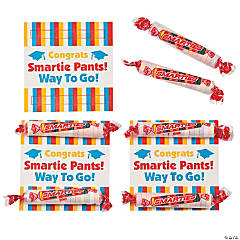 Graduation Smartie Pants Cards