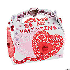 Valentine Exchange Box Idea