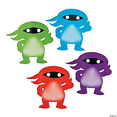 Learning Ninja Dry Erase Magnets