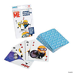 Paper Despicable Me Minion Made™ Jumbo Cards