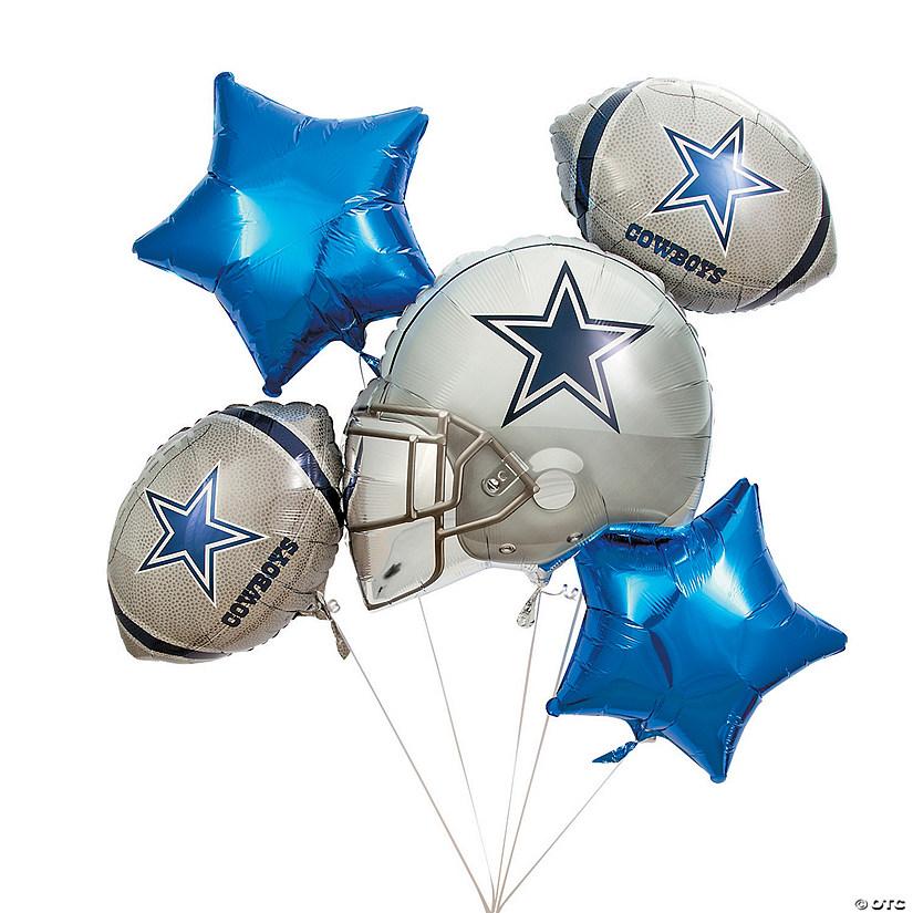 Nfl 174 Dallas Cowboys Mylar Balloons
