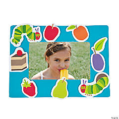 Eric Carle's The Very Hungry Caterpillar™ Picture Frame Magnet Craft Kit