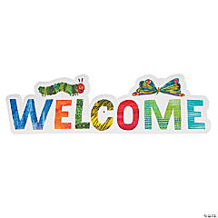 Eric Carle's The Very Hungry Caterpillar™ Welcome Sign