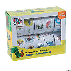 The World of Eric Carle™ Sticker Assortment