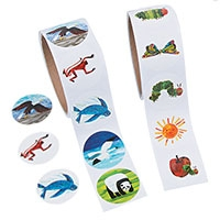 The World of Eric Carle Sticker Assortment