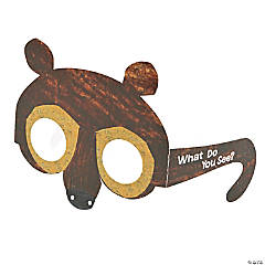 Eric Carle's Brown Bear, Brown Bear, What Do You See? Glasses