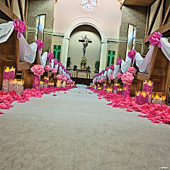 Wedding Ceremony Decor Idea
