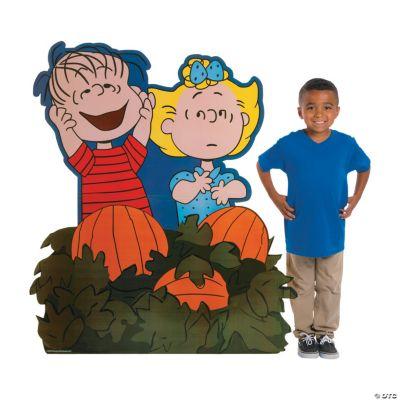 Peanuts? Great Pumpkin Stand-Up