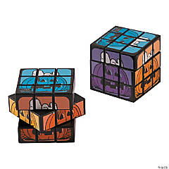 Peanuts® Halloween Mini Magic Cubes