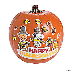 Peanuts® Thanksgiving Pumpkin Craft Kit