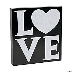 Personalized Love Sign