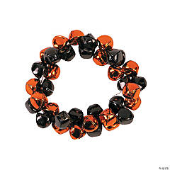 Halloween Jingle Bell Bracelet Craft Kit