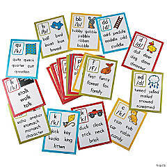 Phonemic Awareness Poster Set - Consonants