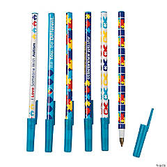 Autism Awareness Pen Assortment