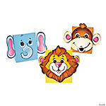 Zoo Animal Treat Bags