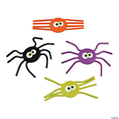 Bendable Spiders