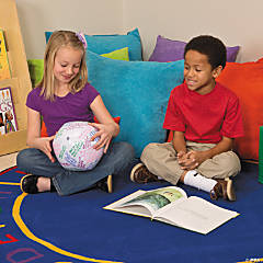 Reading Questions Beach Ball Idea