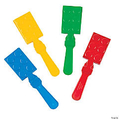 Color Brick Party Hand Clappers