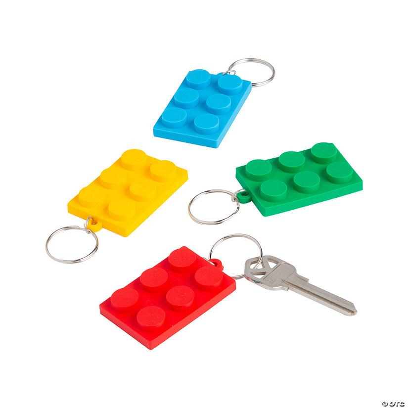 Brick Party Keychains