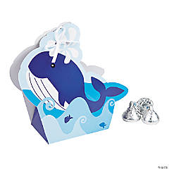 Sailor Boat Favor Boxes