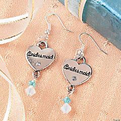 Bridesmaid Earrings Idea