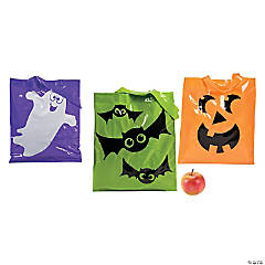 Halloween Character Totes