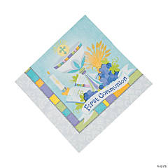 Joyous Communion Luncheon Napkins