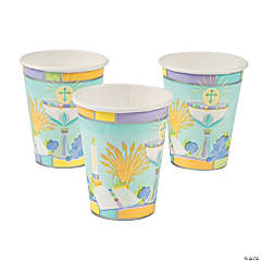 Joyous Communion Cups