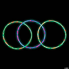 Beaded Glow Necklaces