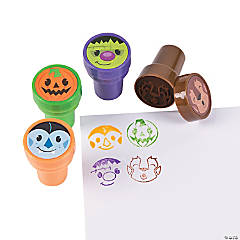 Halloween Faces Stamper Assortment