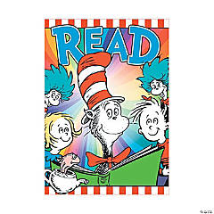 Dr. Seuss™ Read Bulletin Board Set