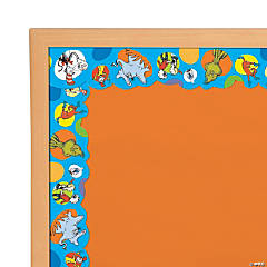 Dr. Seuss Bubbles Bulletin Board Border