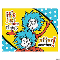 Dr. Seuss™ One Thing After Another Chart
