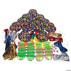 Carnival Accessory Mega Assortment
