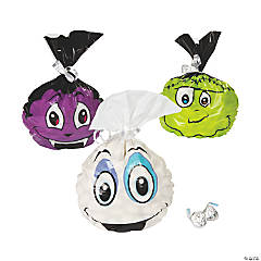 Halloween Cellophane Bags