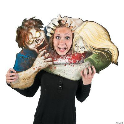 Zombie Photo Prop