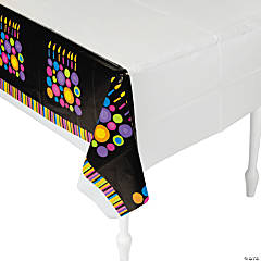 Birthday Cake Dots Tablecloth
