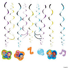 Bubble Guppies Hanging Swirls Value Pack