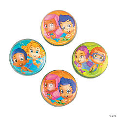 Bubble Guppies Bounce Balls