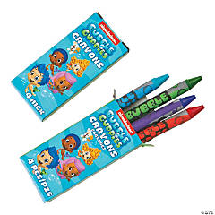 Bubble Guppies™ Crayons