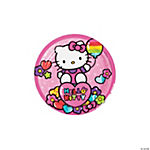 Hello Kitty Rainbow Dessert Plates