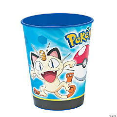 Plastic Pikachu & Friends Party Cup