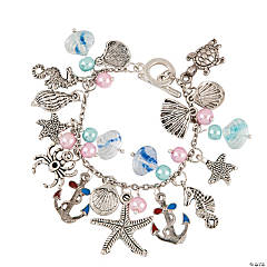 Nautical Charm Bracelet Idea