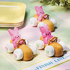 Easter Bunny Racecars Recipe