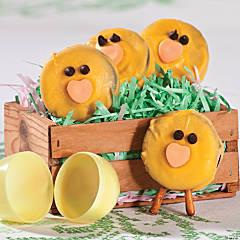 Easter Chick Cookie Recipe