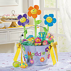 Garden Girl Easter Basket Idea